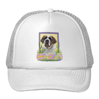 Easter Egg Cookies - Saint Bernard Mesh Hats