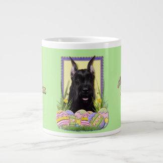 Easter Egg Cookies - Schnauzer Giant Coffee Mug