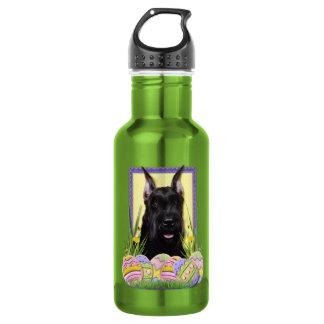 Easter Egg Cookies - Schnauzer Water Bottle