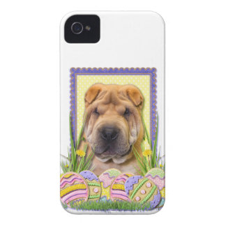 Easter Egg Cookies - Shar Pei iPhone 4 Case-Mate Case
