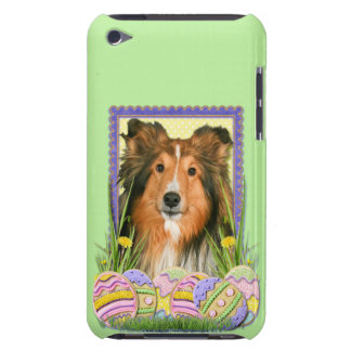 Easter Egg Cookies - Sheltie iPod Touch Case