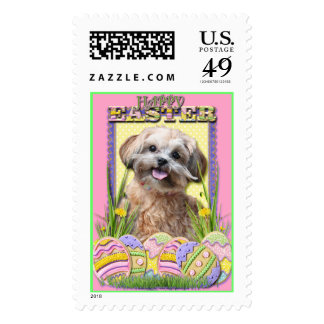 Easter Egg Cookies - ShihPoo Stamp