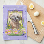 Easter Egg Cookies - ShihPoo Towel