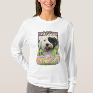 Easter Egg Cookies - Tibetan Terrier T-Shirt
