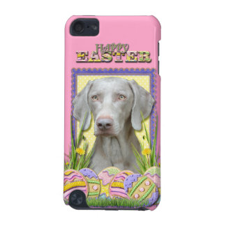 Easter Egg Cookies - Weimaraner iPod Touch 5G Case