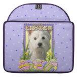 Easter Egg Cookies - West Highland Terrier MacBook Pro Sleeves