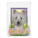 Easter Egg Cookies - West Highland Terrier - Tank iPad Mini Case