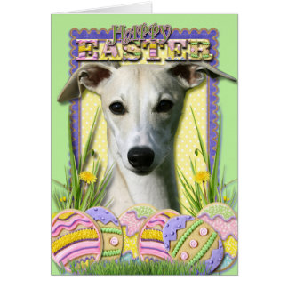 Easter Egg Cookies - Whippet Card