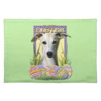 Easter Egg Cookies - Whippet Cloth Placemat