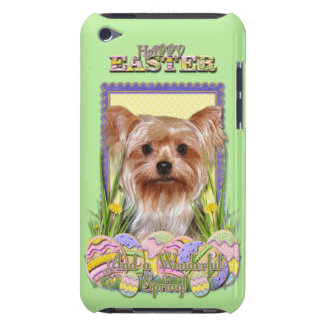 Easter Egg Cookies - Yorkshire Terrier iPod Touch Case-Mate Case