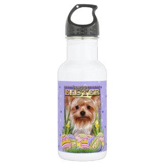 Easter Egg Cookies - Yorkshire Terrier Water Bottle