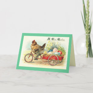 Services easter cards zazzle easter egg delivery service holiday card m4hsunfo