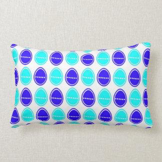 Easter Egg Egg-stra (Blue) Pillows