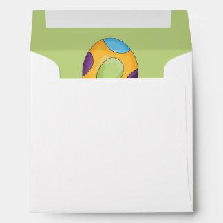 Easter Egg Envelope