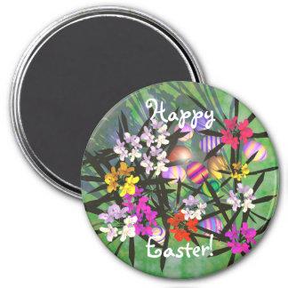 Easter Egg Garden Magnet