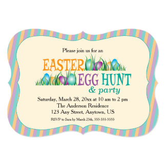 Easter Invitations 2400 Easter Announcements Invites