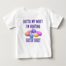 Easter Egg Hunt Baby T-Shirt