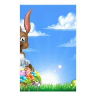 Easter Egg Hunt Bunny Stationery