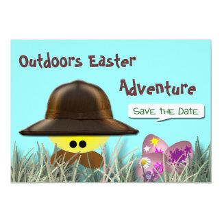 Easter Egg Hunt Card