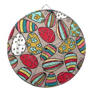 Easter Egg hunt Dartboard