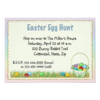 Easter Egg Hunt Custom Announcements