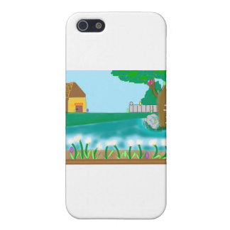 easter-egg-hunt iPhone 5 cover