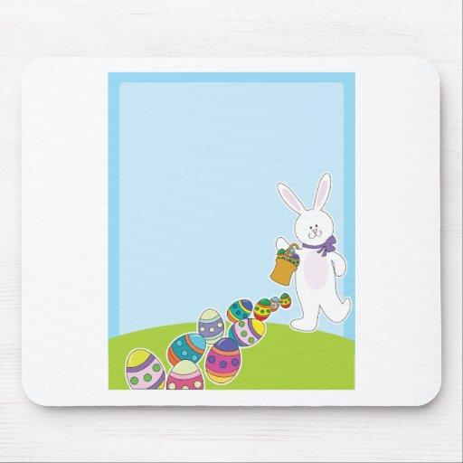 Easter Egg Hunt Mousepads