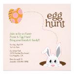 Easter Egg Hunt Picnic Invitation