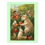 Easter Egg Hunt Postcard