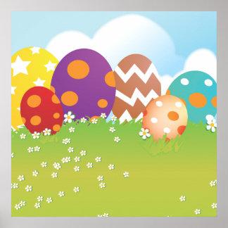 Easter Egg Hunt Posters