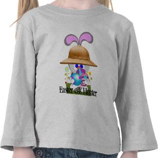 Easter egg hunter shirt