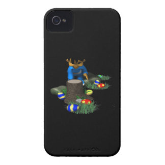 Easter Egg Hunting iPhone 4 Case-Mate Case