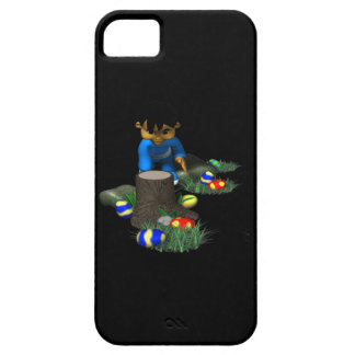 Easter Egg Hunting iPhone 5 Cases
