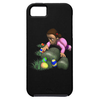 Easter Egg Hunting iPhone 5 Cover