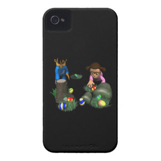 Easter Egg Hunting Case-Mate iPhone 4 Case