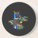 Easter Egg Hunting Coaster