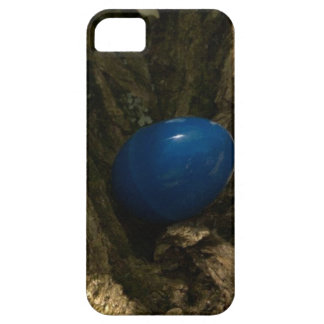 easter egg in a tree for easter egg hunt iPhone 5 cover