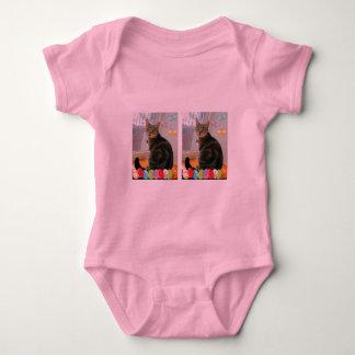 Easter Egg Indigo Baby Bodysuit