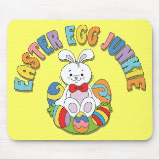 Easter Egg Junkie Mousepad Mousepad