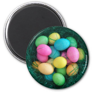 Easter Egg Nest Magnet