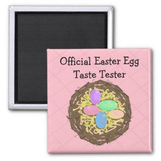 Easter Egg Nest Magnet