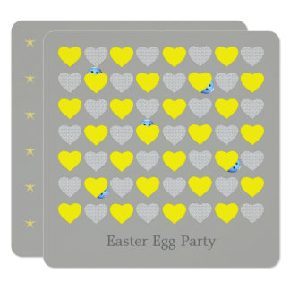 Easter Egg Party Invitation