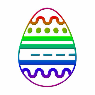 Easter Egg Photo Sculpture