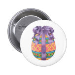 Easter Egg Pinback Buttons