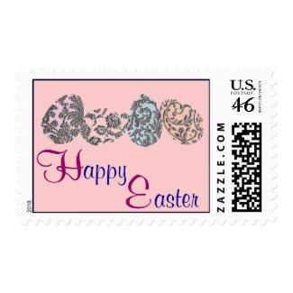 Easter Egg Postage Stamps