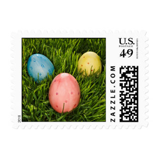 Easter Egg Postage Stamps (SMALL)