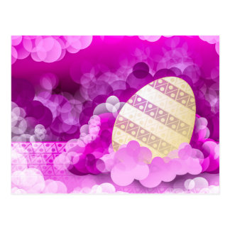 Easter Egg Postcard