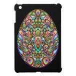 Easter Egg Psychedelic Art Design iPad Mini Case