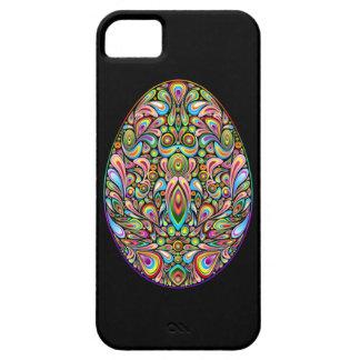 Easter Egg Psychedelic Art Design iPhone 5 Case