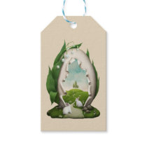 Easter Egg Rabbits Pack Of Gift Tags